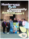 2016 Annual Report Hunters Hill Ryde Community Services