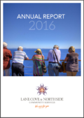 2016 Annual Report Lane Cove and North Side Community Services