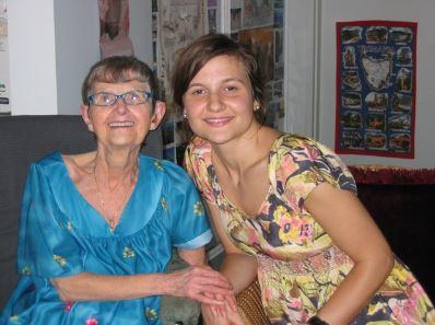 Tereza Seric, Volunteer Community Visitor Scheme Program