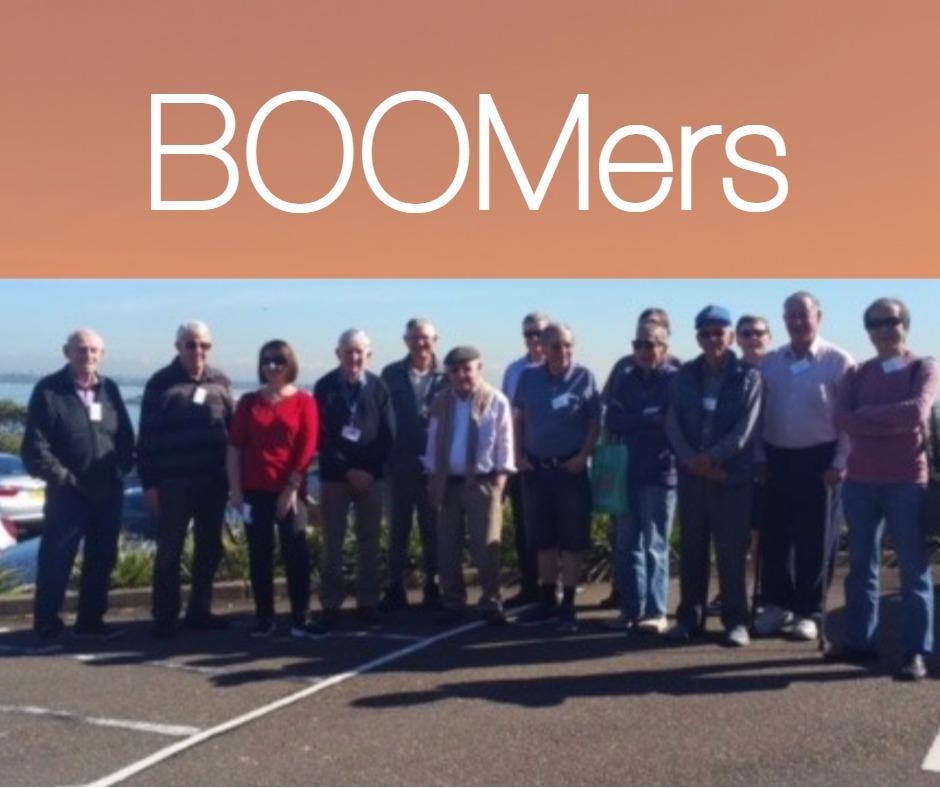 BOOMERS - HYDE PARK BARRACKS - Sydney Community Services