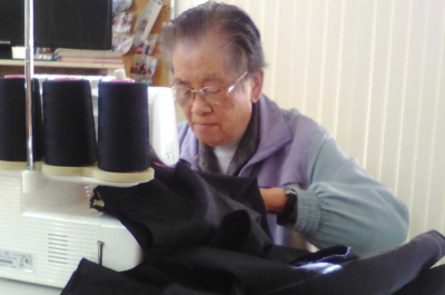 Mrs Wang photo-sewing-story