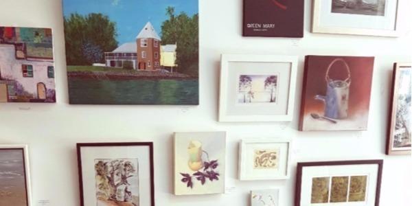 SCS Community Art Expo Paintings