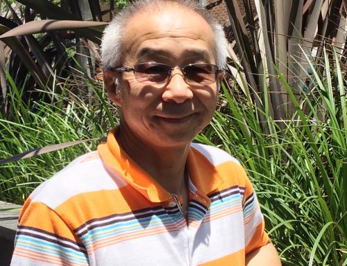 Meet our team – Karl Xie