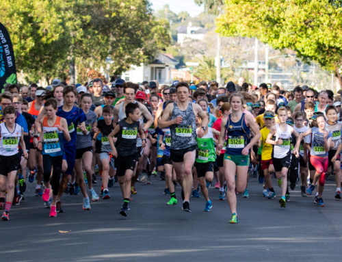 Get moving in the Lane Cove Fun Run